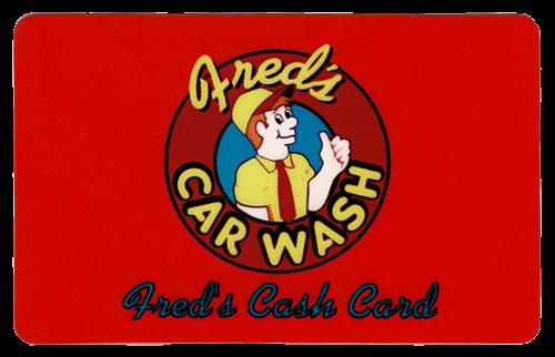 Fred gift prepaid