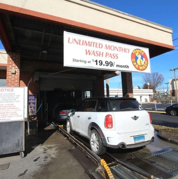 Freds Car Wash Norwalk Southport Watertown Drive Thru Car Wash