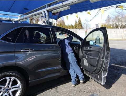 Freds Car Wash Connecticut Car Detailing